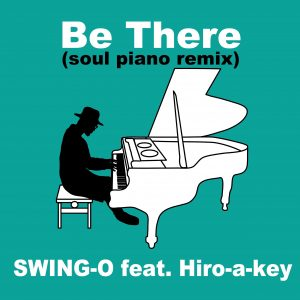 Be There_soul piano remix for Band Camp