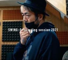 Movie : SWING-O recording session 2.4.2021を公開しました