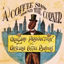 RELEASE : コーヒーショップとのコラボ・コンピレーション!