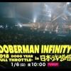 News : Doberman Infinityの武道館ライブの模様が放送されます