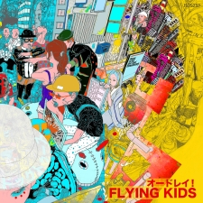 Release : FLYING KIDSニューシングルをレコードで発売!MV発表!Tシャツも発売!
