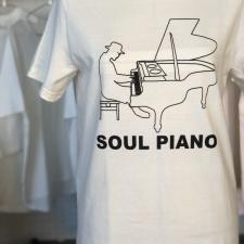 "News : ""SOUL PIANO"" Tシャツ作りました!!(1.30.2020)"